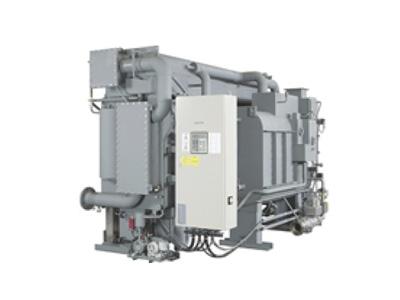 吸収式冷温水器・チラーの画像