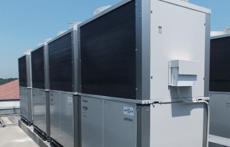 空調設備販売/施工の画像