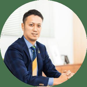 代表取締役 中村拓郎の画像