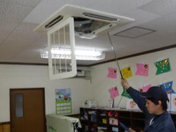 お客様のニーズに合わせた空調保守管理と機器更新案件の受注に至るまでの画像