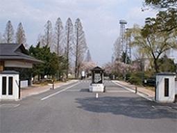 防衛省桂駐屯地様の画像