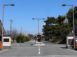 防衛省大久保駐屯地様の画像