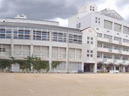 青陽東養護学校様の画像