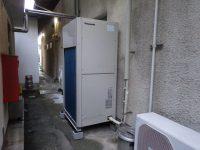 ラブハウス空調設備の更新(ビル用マルチ8系統)及び事務所等パッケージ3系統更新の画像