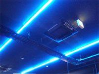 ゲームセンターにおけるビル用マルチエアコン30系統更新工事の画像